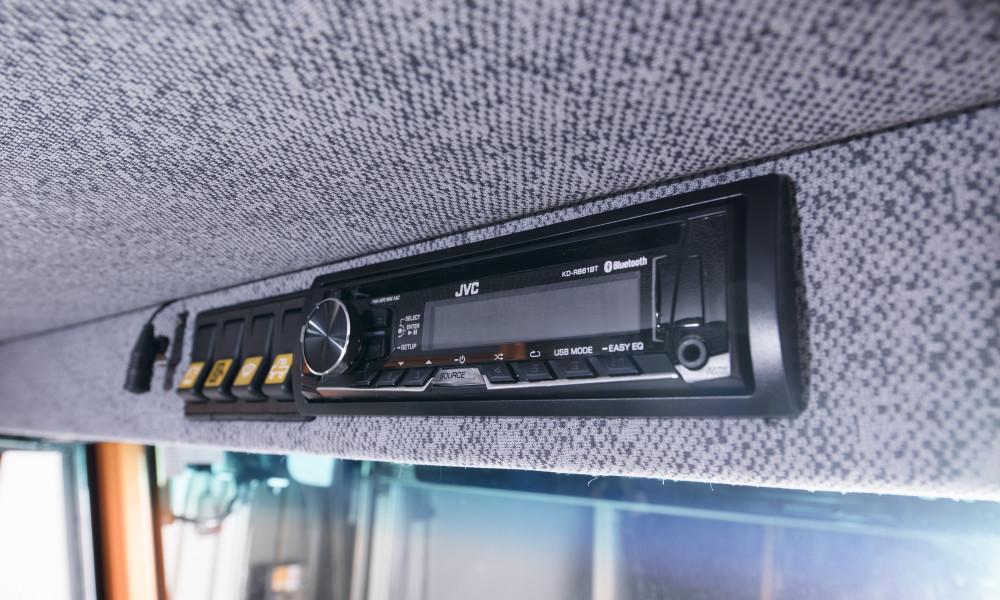 APZ 1003 Radio/CD mit Bluetooth Freisprecheinrichtung