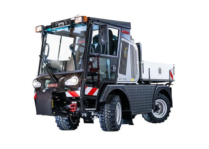 Kommunalfahrzeug Apz 1003